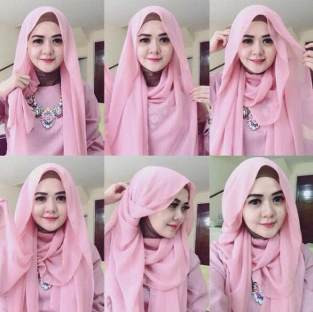 Model Hijab Modern Dan Syar'i