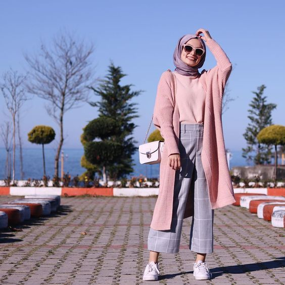 Trend Fashion Hijab Modern