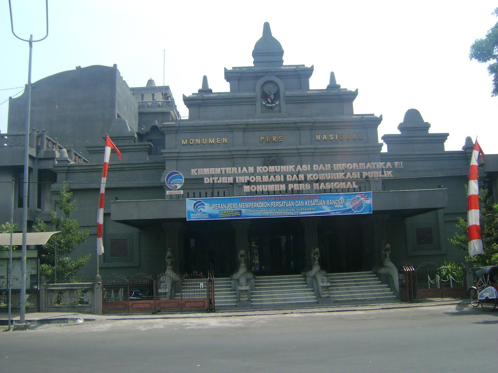 monumen pers nasional